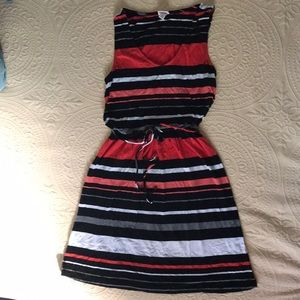 MERONA WOMAN  STRIPED DRESS